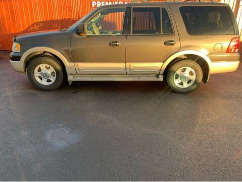 2005 Ford Expedition for sale at PremierMotors INC. in Milton Freewater OR