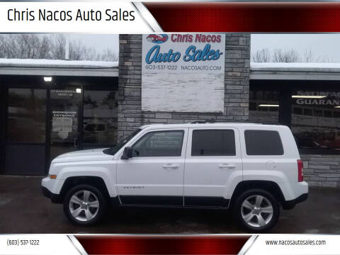 2014 Jeep Patriot for sale at Chris Nacos Auto Sales in Derry NH