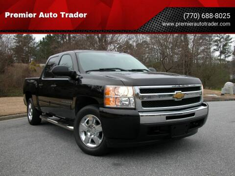 2009 Chevrolet Silverado 1500 Hybrid for sale at Premier Auto Trader in Alpharetta GA
