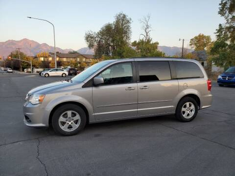 2013 Dodge Grand Caravan for sale at UTAH AUTO EXCHANGE INC in Midvale UT