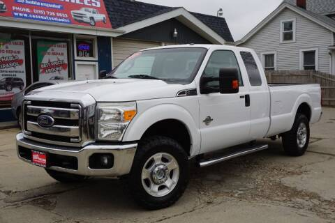 2015 Ford F-250 Super Duty for sale at Cass Auto Sales Inc in Joliet IL