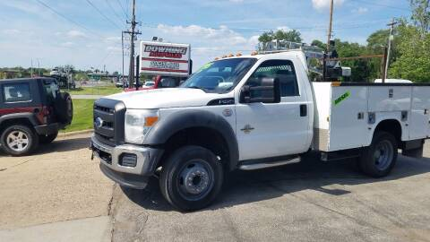 2011 Ford F-450 Super Duty for sale at Downing Auto Sales in Des Moines IA