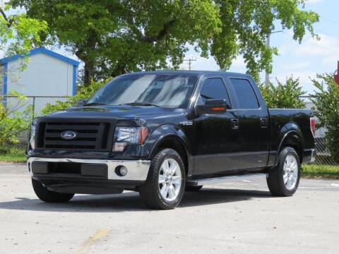2012 Ford F-150 for sale at DK Auto Sales in Hollywood FL
