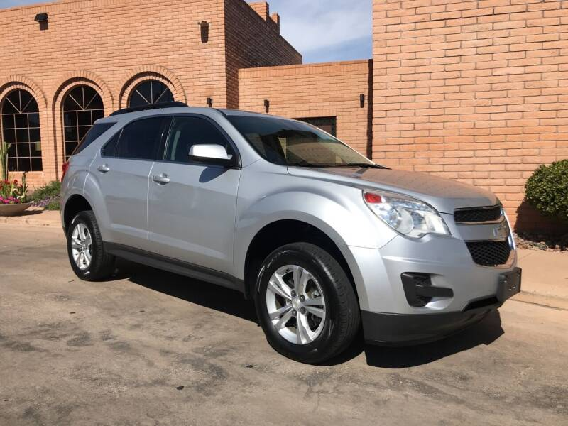 2013 Chevrolet Equinox for sale at Freedom  Automotive in Sierra Vista AZ