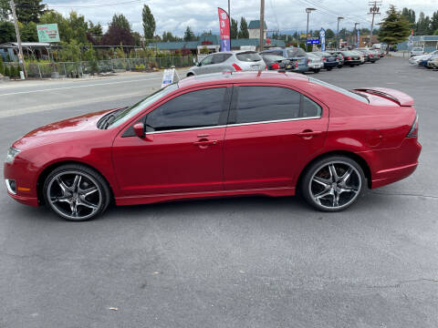 2010 Ford Fusion for sale at Westside Motors in Mount Vernon WA
