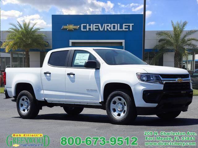 2021 Chevrolet Colorado for sale in Fort Meade, FL