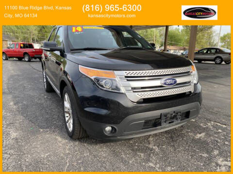2014 Ford Explorer for sale at Kansas City Motors in Kansas City MO