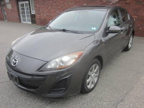 2011 Mazda MAZDA3 for sale at Tewksbury Used Cars in Tewksbury MA