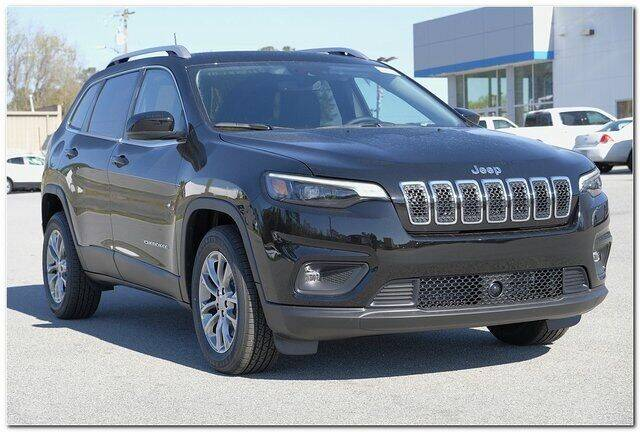 2021 Jeep Cherokee for sale in Roanoke Rapids, NC