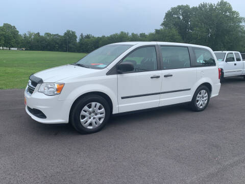 2013 Dodge Grand Caravan for sale at Ultimate Auto Sales in Crown Point IN