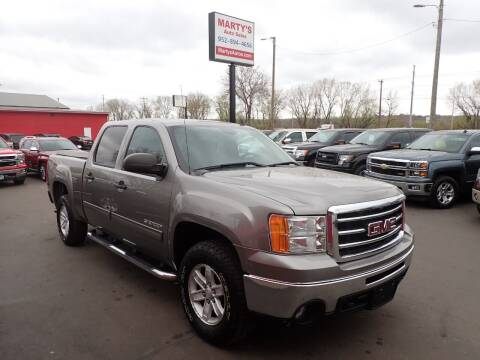 2013 GMC Sierra 1500 for sale at Marty's Auto Sales in Savage MN