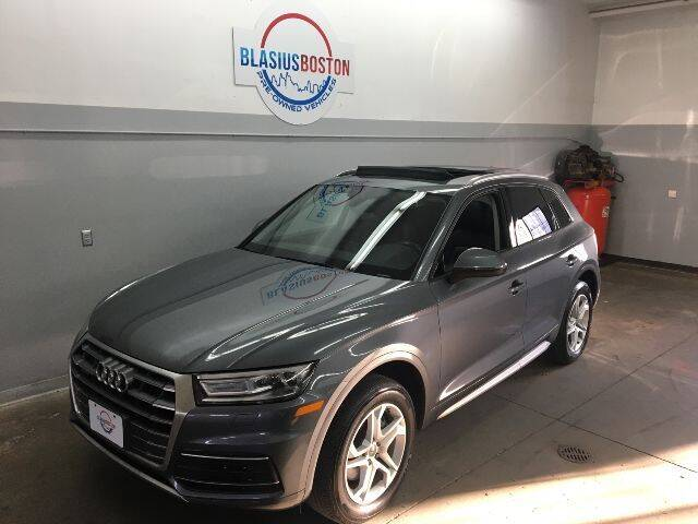 2018 Audi Q5 for sale at WCG Enterprises in Holliston MA