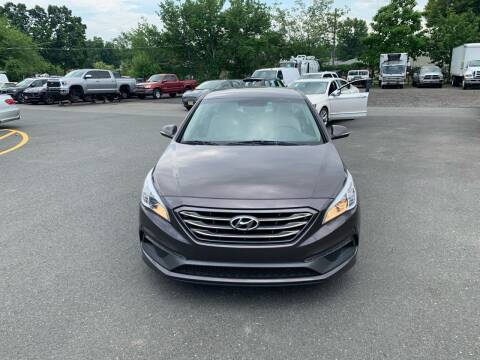 2016 Hyundai Sonata for sale at Best Cars R Us LLC in Irvington NJ