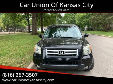2006 Honda Pilot for sale at Car Union Of Kansas City in Kansas City MO