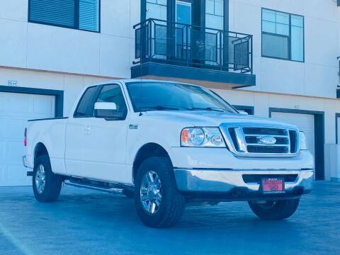 2008 Ford F-150 for sale at Avanesyan Motors in Orem UT
