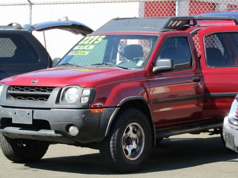 2004 Nissan Xterra for sale at ARISTA CAR COMPANY LLC in Portland OR
