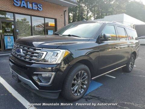 2019 Ford Expedition MAX for sale at Michael D Stout in Cumming GA
