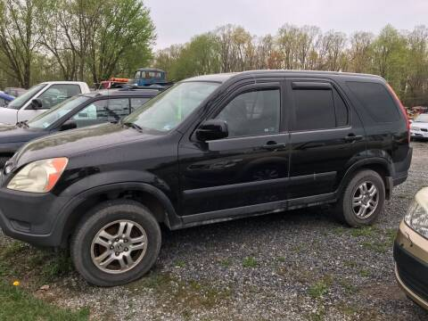 2004 Honda CR-V for sale at Full Throttle Auto Sales in Woodstock VA