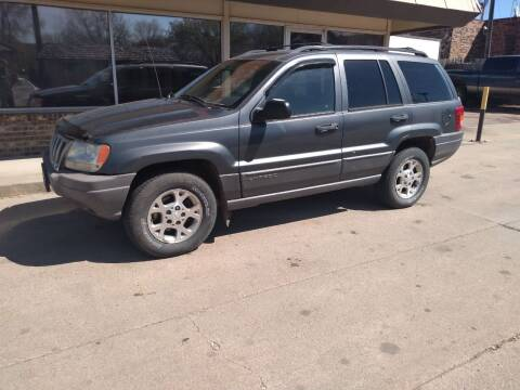 2001 Jeep Grand Cherokee for sale at Second Chance Auto in Sioux Falls SD