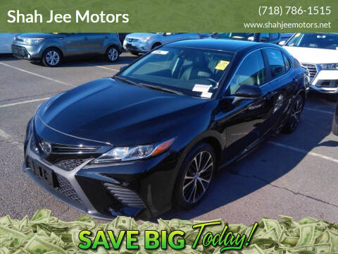 2019 Toyota Camry for sale at Shah Jee Motors in Woodside NY