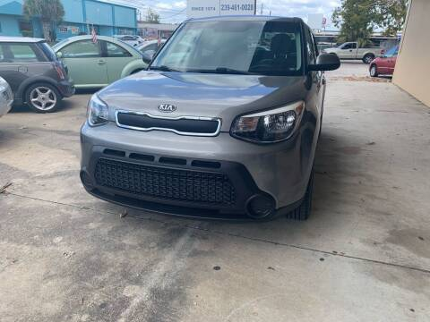 2016 Kia Soul for sale at Eastside Auto Brokers LLC in Fort Myers FL