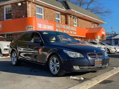 2009 BMW 5 Series for sale at Bloomingdale Auto Group - The Car House in Butler NJ