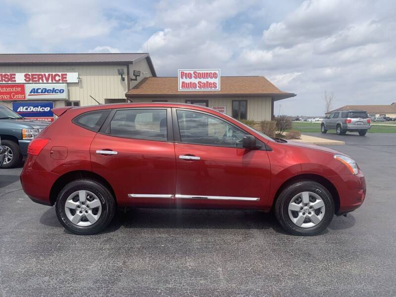 2013 Nissan Rogue for sale at Pro Source Auto Sales in Otterbein IN