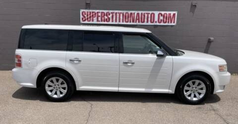2009 Ford Flex for sale at Superstition Auto in Mesa AZ