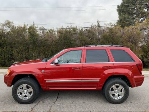 2006 Jeep Grand Cherokee for sale at A.I. Monroe Auto Sales in Bountiful UT