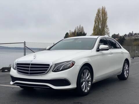 2017 Mercedes-Benz E-Class for sale at Apex Motors Inc. in Tacoma WA