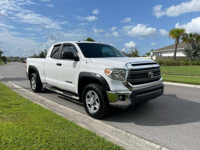 2014 Toyota Tundra for sale at Ramos Auto Sales in Tampa FL