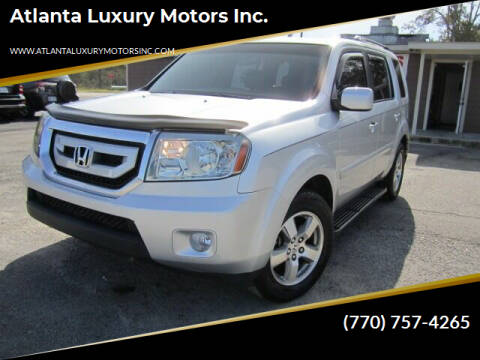 2009 Honda Pilot for sale at Atlanta Luxury Motors Inc. in Buford GA