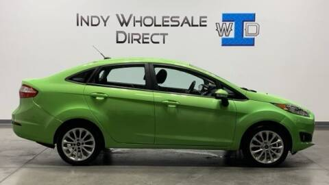 2014 Ford Fiesta for sale at Indy Wholesale Direct in Carmel IN