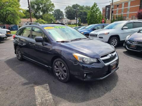 2013 Subaru Impreza for sale at Costas Auto Gallery in Rahway NJ