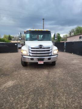 2014 Hino 238 for sale at GO GREEN MOTORS in Denver CO