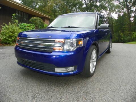 2014 Ford Flex for sale at Ed Davis LTD in Poughquag NY