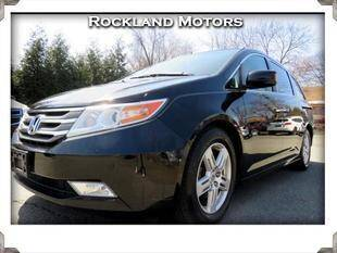 2012 Honda Odyssey for sale at Rockland Automall - Rockland Motors in West Nyack NY