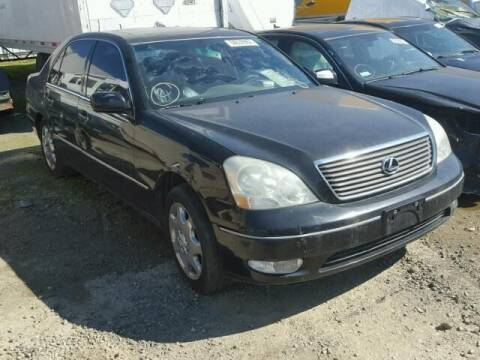 2003 Lexus LS 430 for sale at New City Auto - Parts in South El Monte CA