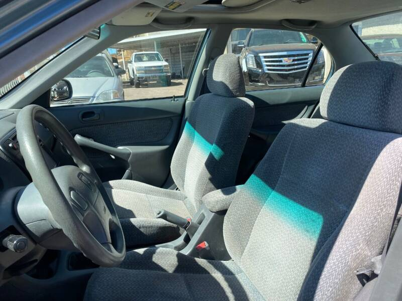 1999 Honda Civic EX 4dr Sedan - Denver CO