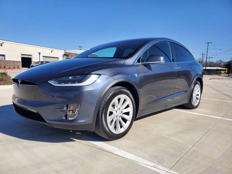 2018 Tesla Model X for sale at Italy Auto Sales in Dallas TX