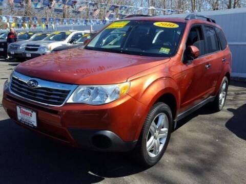 2010 Subaru Forester for sale at Cj king of car loans/JJ's Best Auto Sales in Troy MI
