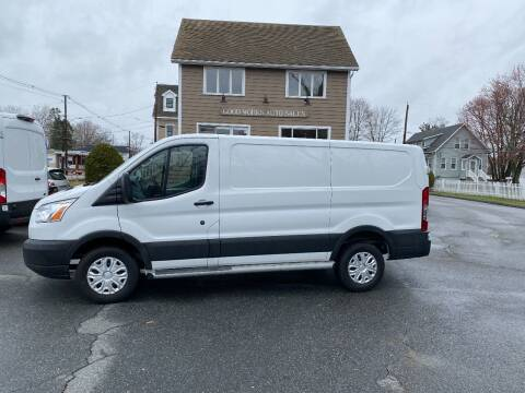 2019 Ford Transit Cargo for sale at Good Works Auto Sales INC in Ashland MA