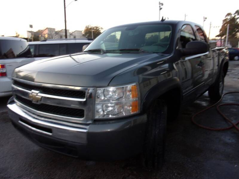 2011 Chevrolet Silverado 1500 for sale at Carfast in Houston TX