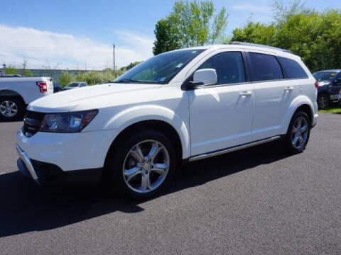 2017 Dodge Journey for sale at Stephens Auto Center of Beckley in Beckley WV