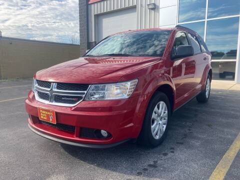 2015 Dodge Journey for sale at RABIDEAU'S AUTO MART in Green Bay WI