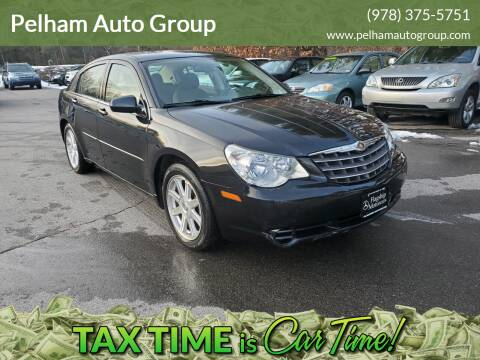 2007 Chrysler Sebring for sale at Pelham Auto Group in Pelham NH