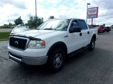 2008 Ford F-150 for sale at DAVE KNAPP USED CARS in Lapeer MI