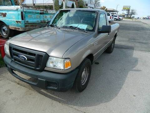 2006 Ford Ranger for sale at Craig's Classics in Fort Worth TX