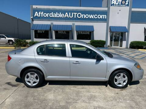 2008 Chevrolet Cobalt for sale at Affordable Autos in Houma LA
