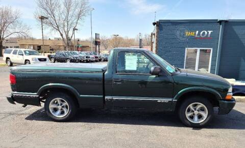 2002 Chevrolet S-10 for sale at THE LOT in Sioux Falls SD